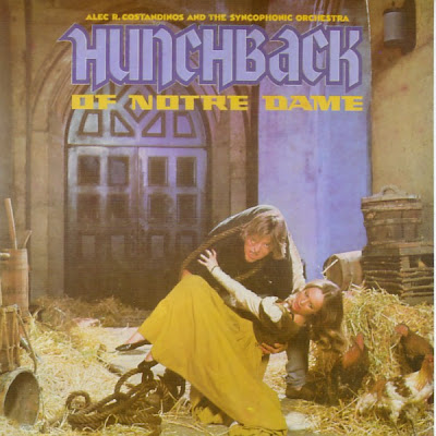 Alec R. Costandinos & Syncophonic Orchestra, The – The Hunchback Of Notre Dame 1978 / CD 2001
