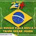 Tuan Rumah Piala Dunia 2014 Tanpa Gelar Juara