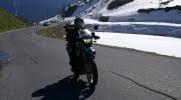 Motocyklem na narty 2012