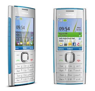 Spesifikasi Dan Harga Nokia X2-00