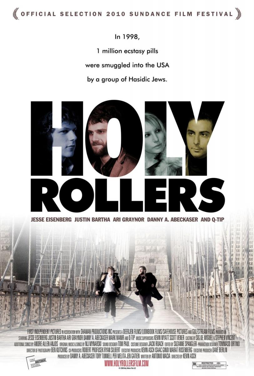 Holy Rollers – DVDRIP LATINO