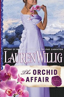 Cover of The Orchid Affair by Lauren Willig