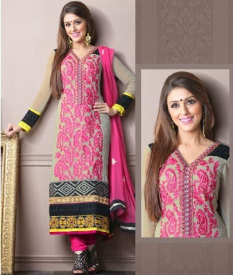 Party Wear Anarkali Suits Designs