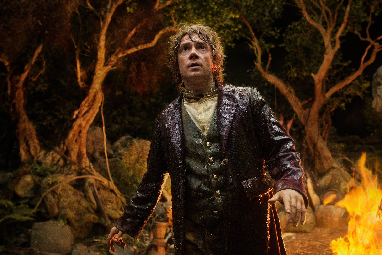 the story and journey of bilbo baggins By the time the baggins siblings woke up the next morning, the dwarves were already gone bilbo crept around the house looking for any.