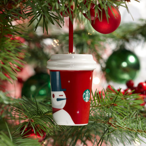 Starbucks Ornament Collection