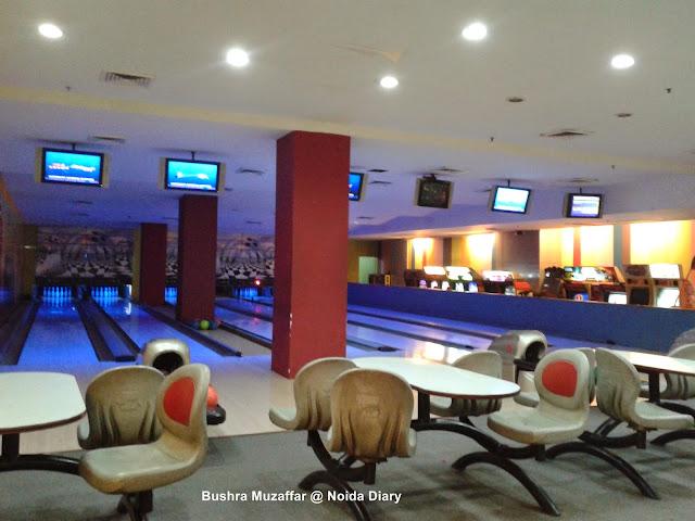 Bowling Alleys in Noida