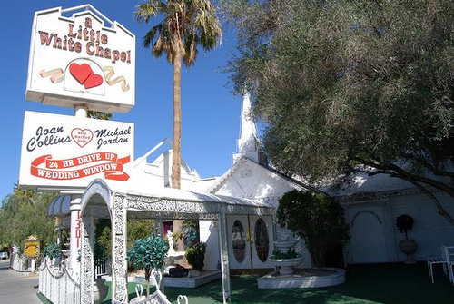 The Word Travels Blog 5 Of The Best Vegas Wedding Chapels