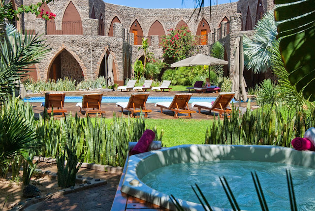 Le Mirage Desert  Lodge & Spa Namibia