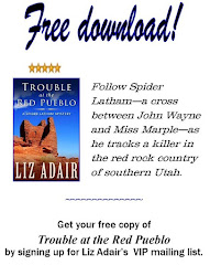 Get one of Liz's books when you sign up.