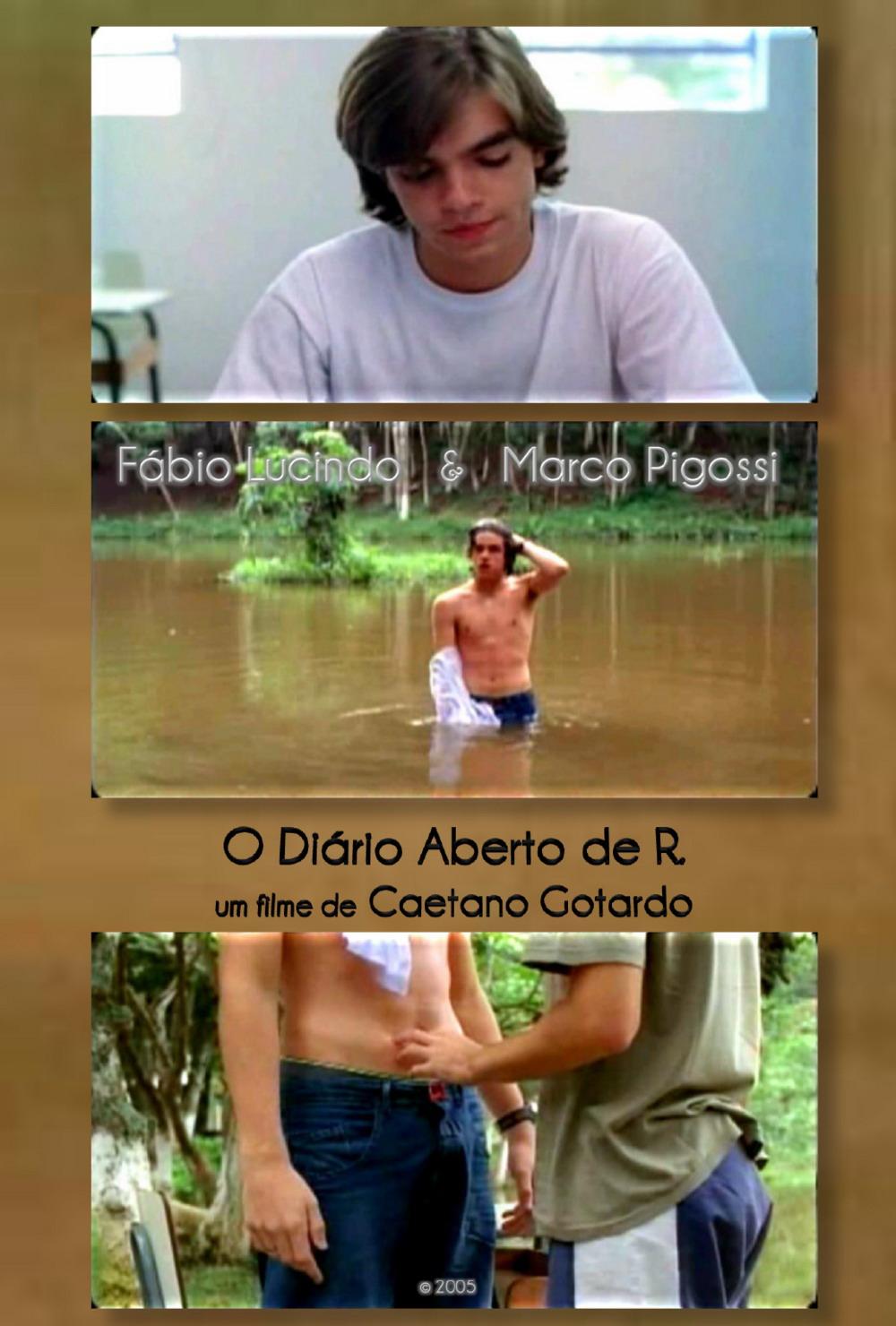 O Diário Aberto de R (2005) The Open Diary of R