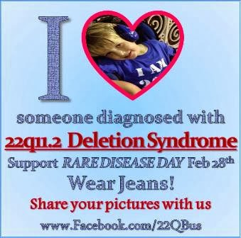 Rare Disease Day Feb. 28