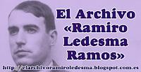 EL ARCHIVO RAMIRO LEDESMA RAMOS