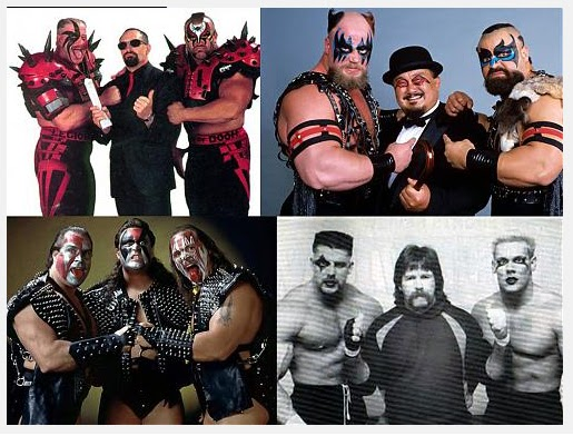 WWE Road Warriors The Life and Death of the Most Dominant Tag Team In Wrestling History  Road+Warriors+rip-off