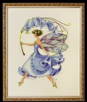 Nora Corbett's Bluebell