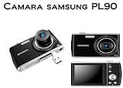 Cámara Samsung PL90. Características: