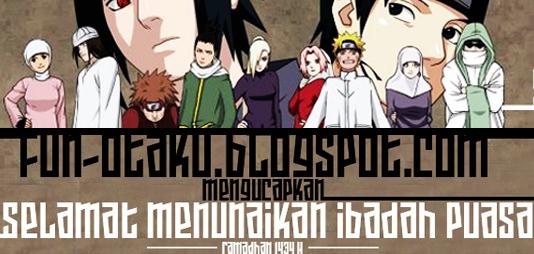 Tips Fun Otaku Anime Manga Di Bulan Ramadhan