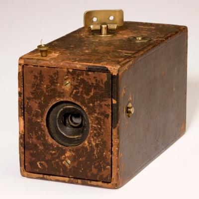 Eastman Kodak kamera, 1888