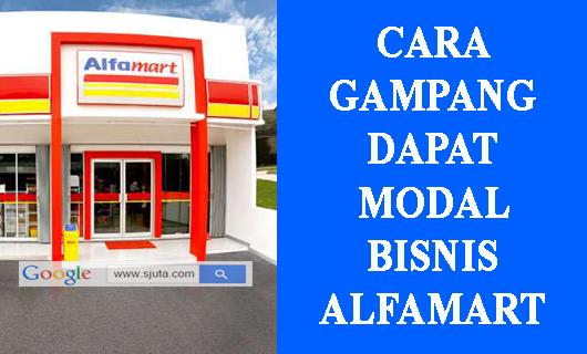 Pinjaman Modal Untuk Bisnis ALFAMART
