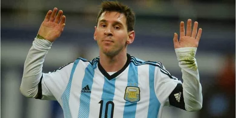 Jejak Post | Lionel Messi