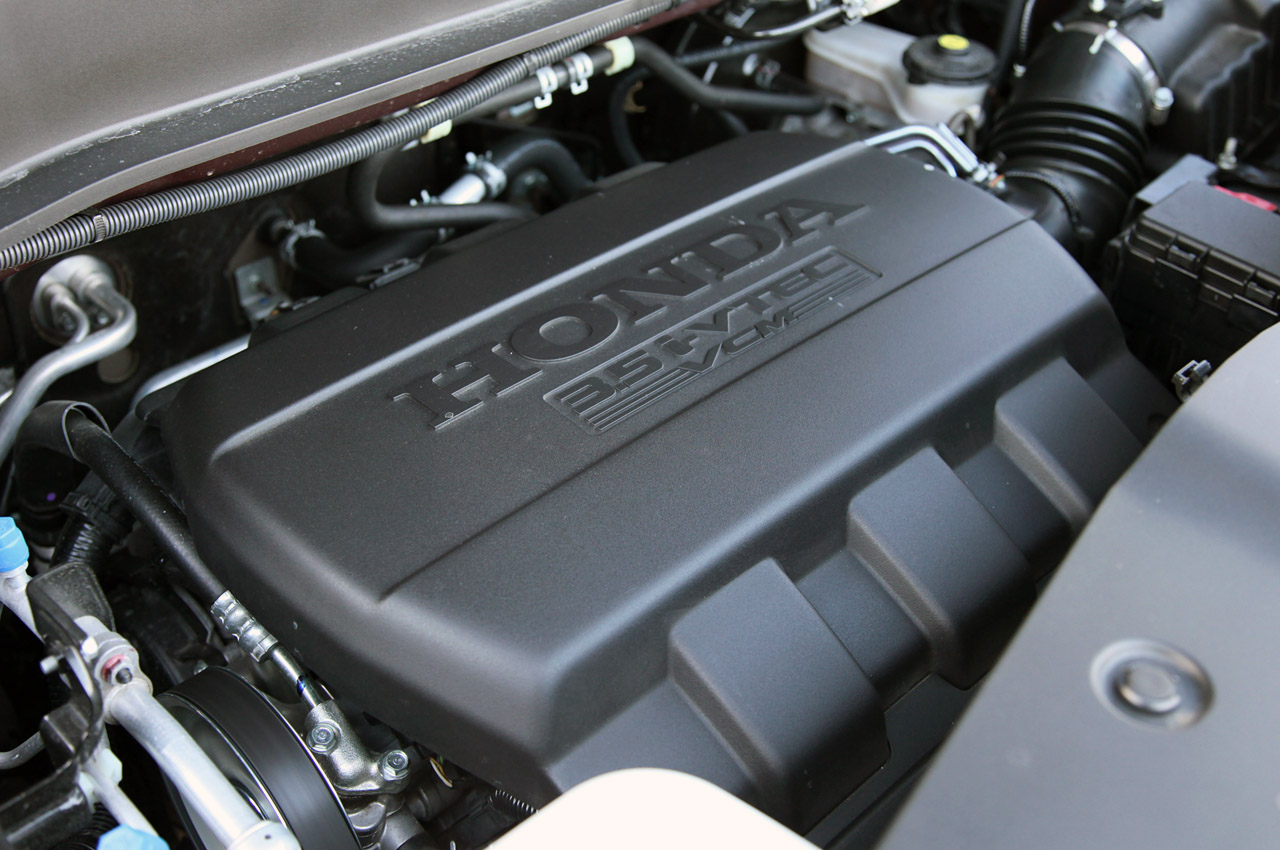 HONDA PILOT 4WD TOURING 2011 ENGINE SPECS