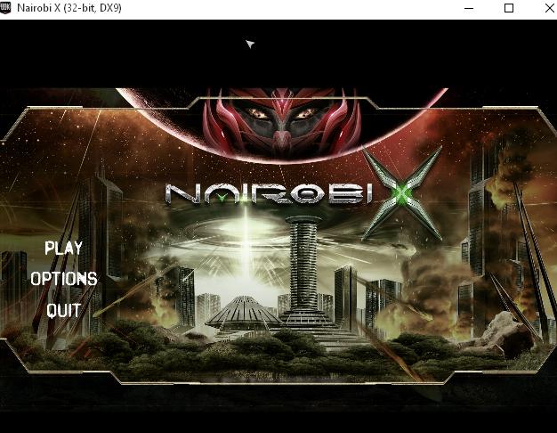 J'ai testé Nairobi X (version pour PC ), A Unix Mind In A Windows World
