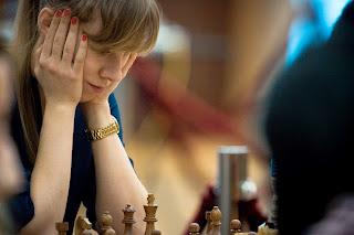 Echecs : la grand-maître russe Olga Girya pourra-t-elle créer la surprise face à Hou Yifan ? - Photo Nikolay Bochkarev