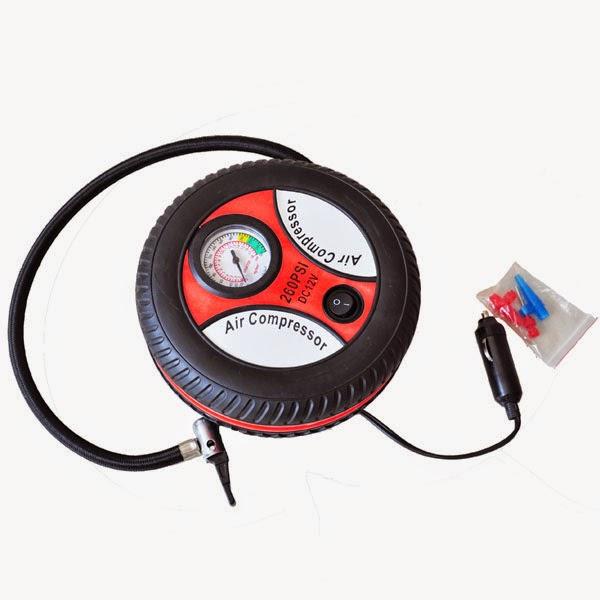 Protable Air Compressor For Car Tires