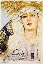 Cartel Oficial de la Semana Santa de Almería 2015