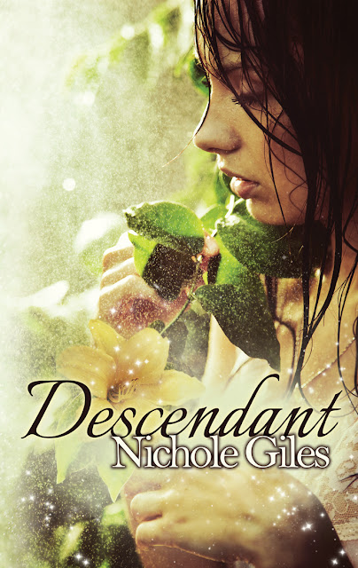 Descendant by Nichole Giles Cover Reveal