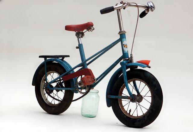 """Детский велосипед """"Бабочка"""""""