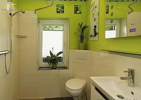 Fotos ideas para decorar casas for Cuartos de bano verdes