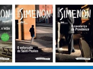 Eventos da Companhia das Letras: Jornada Simenon em São Paulo e Rio de Janeiro