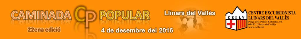 Blog de la Caminada Popular Llinars del Vallès