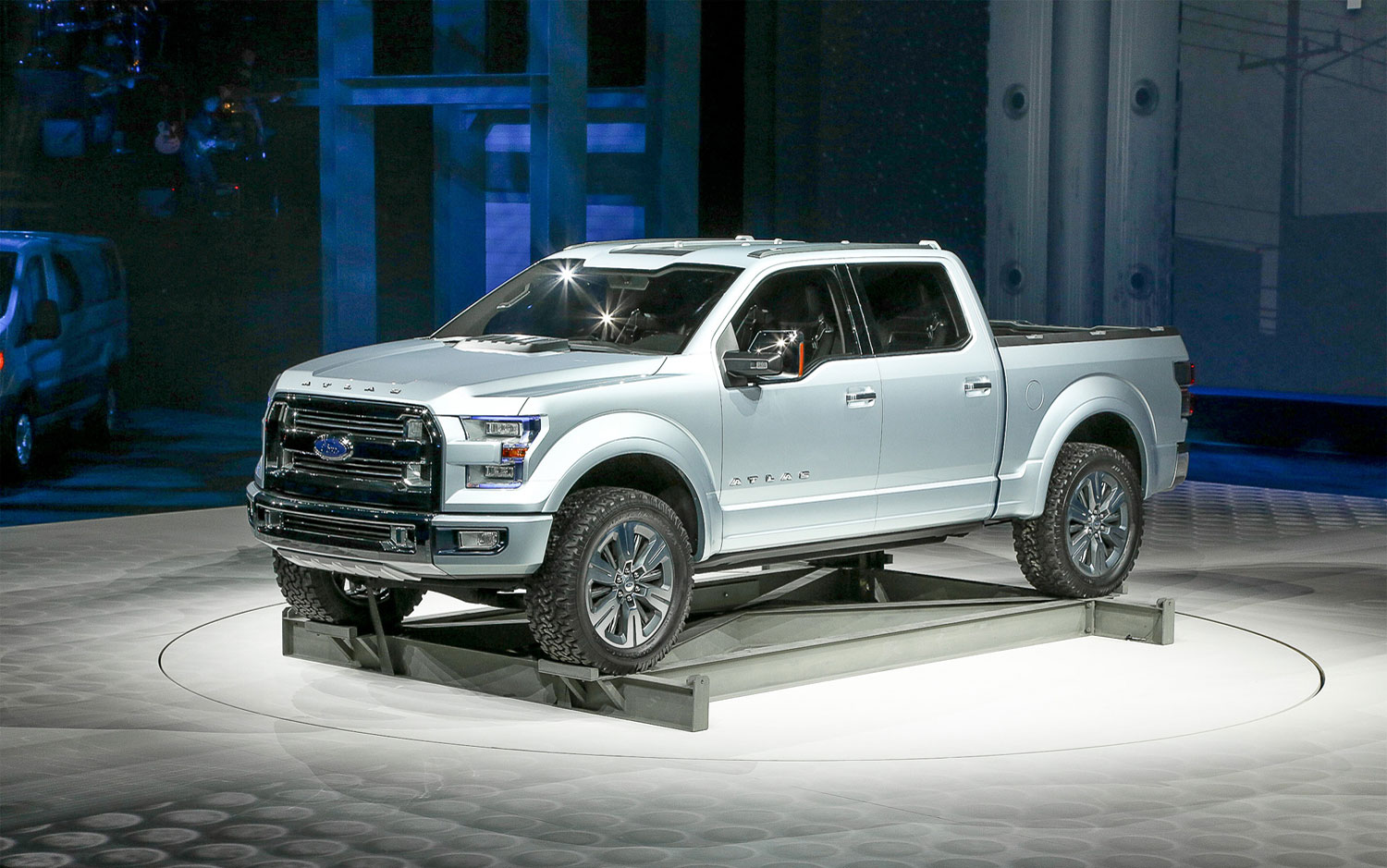 Cars Model 2013 2014 Ford Atlas Concept