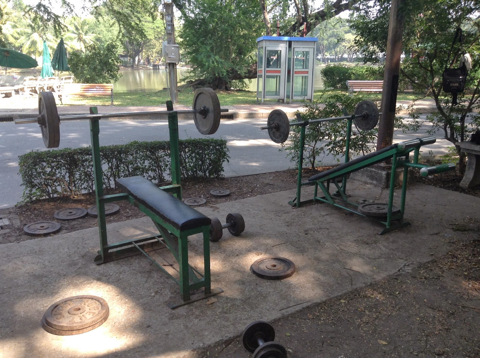 best outdoor gyms in bangkok thailand arnel banawa