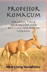 """Professor Komagum"" book now available at Amazon.com"
