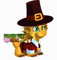 Dragão Ação de Graças