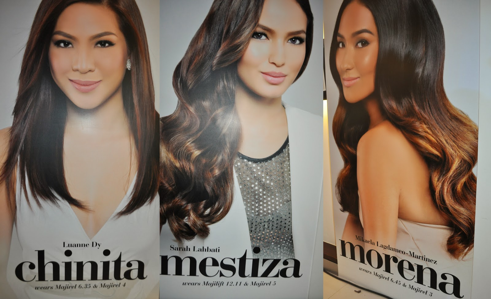 Hair Color Sarah Lahbati  Hairstylegalleriescom