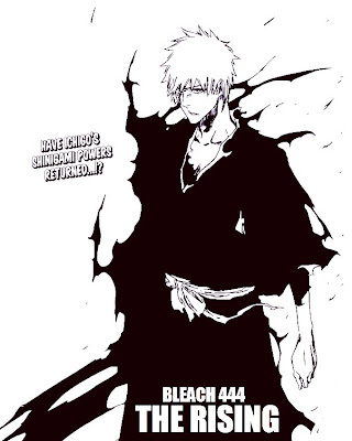 Bleach 444 Manga 445 Bleach confirmed spoilers Bleach 445 Raw Scans