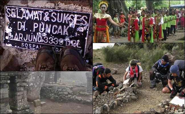 5 Kisah Mistis Gunung Arjuna Jawa Timur