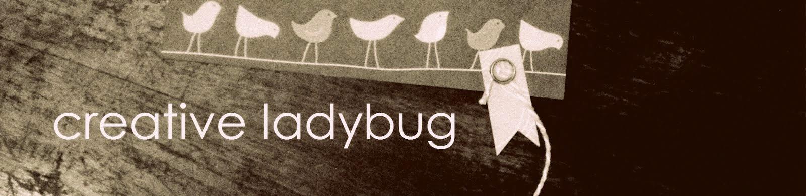 creative ladybug