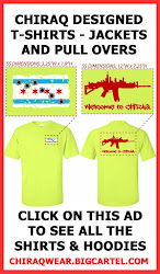 OFFICIAL CHIRAQ WEAR - DESIGNED BY A LAW ENFORCEMENT OFFICER