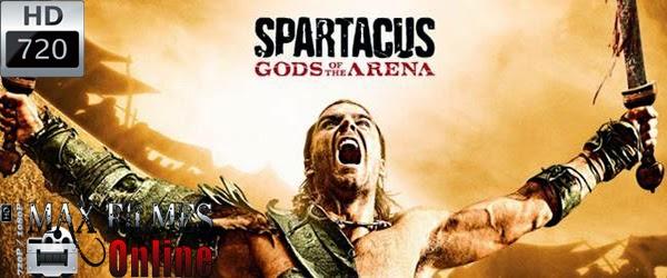 Assistir Série Spartacus: 720p HD Blu-Ray Dublado Completo