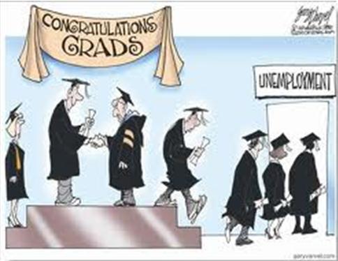 Thực trạng thất nghiệp của sinh viên khi ra trường
