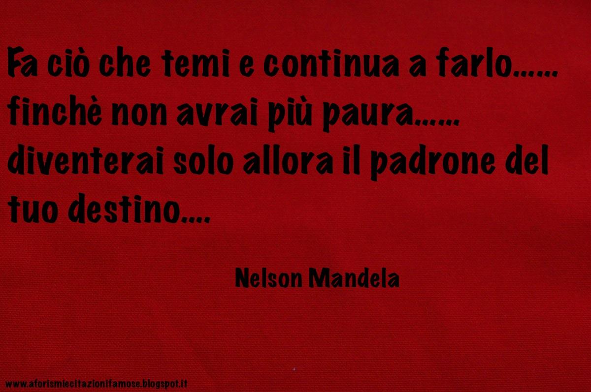 Frasi citazioni e aforismi di Nelson Mandela Mandela  - frasi famose mandela in italiano