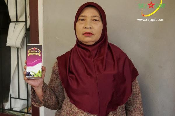 pembengkakan jantung Euis Siti Maemunah
