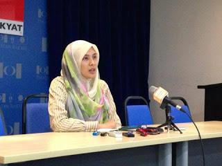 Sekatan Nurul Izzah Ke Sabah Ditarik Balik
