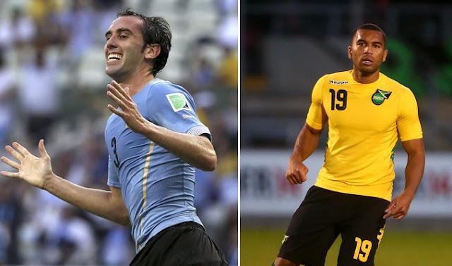 Uruguay vs Jamaica en vivo