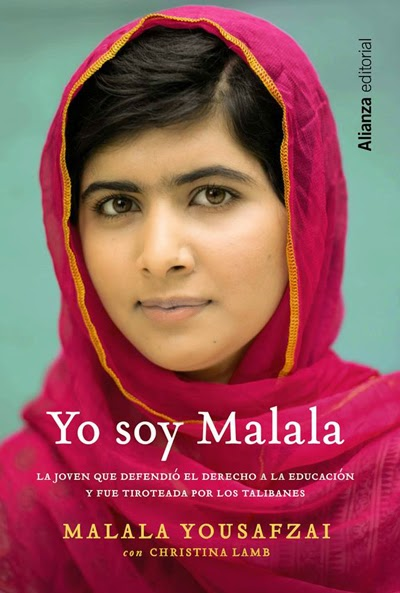 Yo soy Malala Malala Yousafzai Christina Lamb