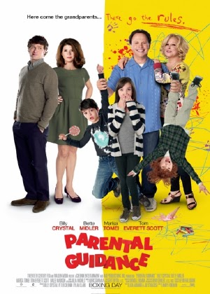 Khi Cháu Là Siêu Quậy - Parental Guidance (2012) Vietsub